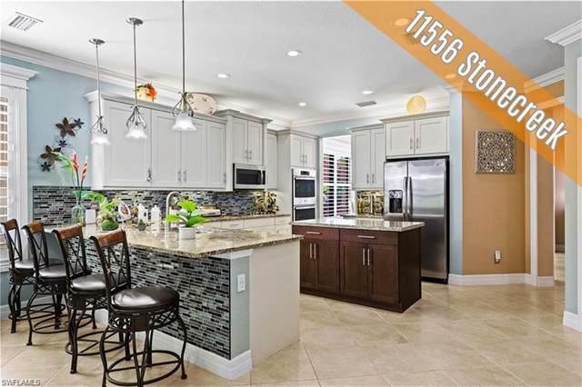 11556 Stonecreek Cir, FORT MYERS, FL 33913 (#221014886) :: Vincent Napoleon Luxury Real Estate