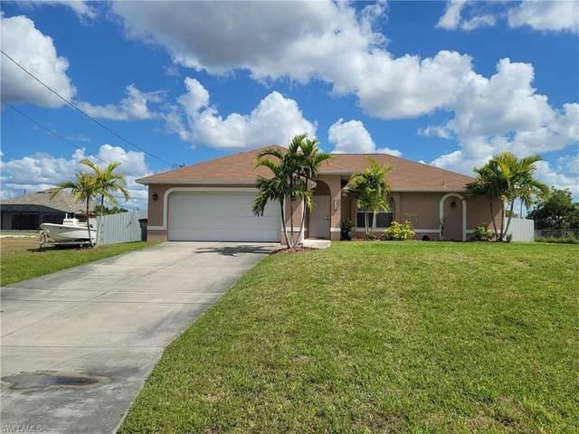 1819 NW 38th Pl, CAPE CORAL, FL 33993 (MLS #221015489) :: Dalton Wade Real Estate Group