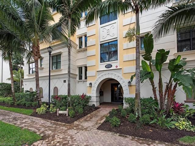 4721 Via Del Corso Ln #102, BONITA SPRINGS, FL 34134 (MLS #221015736) :: Waterfront Realty Group, INC.