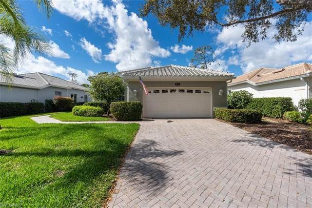 8731 Gleneagle Way, NAPLES, FL 34120 (MLS #221015982) :: #1 Real Estate Services