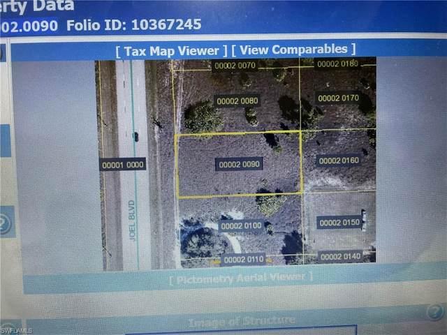 1606 Joel Blvd, LEHIGH ACRES, FL 33972 (#221016493) :: The Michelle Thomas Team