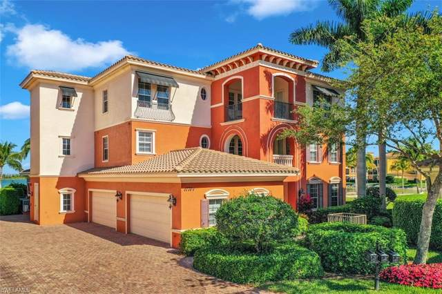 17701 Via Bella Acqua Ct #701, MIROMAR LAKES, FL 33913 (MLS #221020184) :: NextHome Advisors