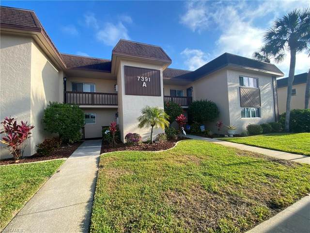 7391 Constitution Cir #2, FORT MYERS, FL 33967 (MLS #221022177) :: Realty World J. Pavich Real Estate