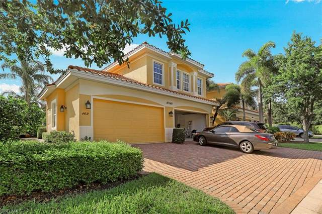 10560 Marino Pointe Dr #103, MIROMAR LAKES, FL 33913 (MLS #221023019) :: Realty Group Of Southwest Florida