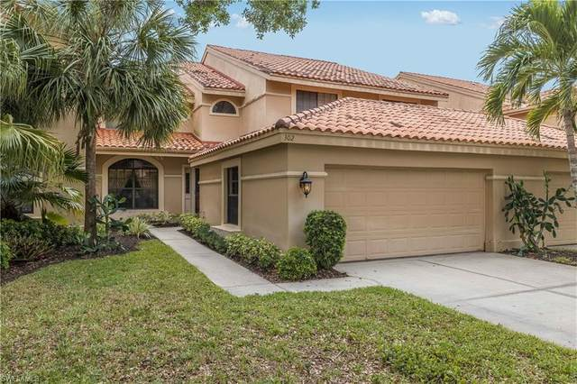 16341 Fairway Woods Dr #302, FORT MYERS, FL 33908 (MLS #221023815) :: Coastal Luxe Group Brokered by EXP