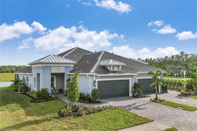 2271 Marquesa Cir, NAPLES, FL 34112 (MLS #221023900) :: Realty Group Of Southwest Florida