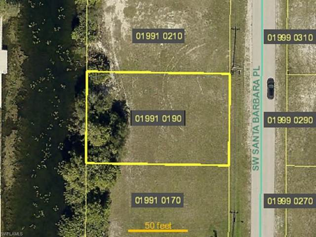 1334 SW Santa Barbara Pl, CAPE CORAL, FL 33991 (MLS #221024139) :: Tom Sells More SWFL | MVP Realty