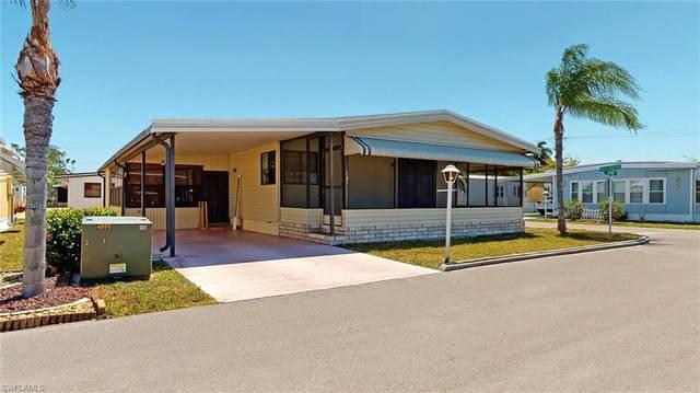 151 Kim Dr #151, NAPLES, FL 34104 (MLS #221025207) :: #1 Real Estate Services