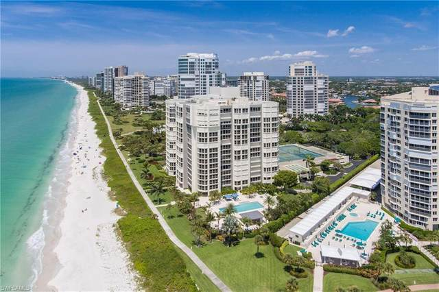 4051 Gulf Shore Blvd N #301, NAPLES, FL 34103 (MLS #221025791) :: Clausen Properties, Inc.