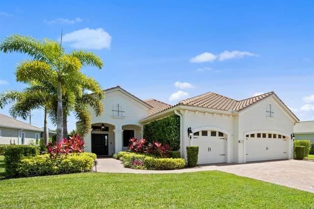21271 Estero Palm Way, ESTERO, FL 33928 (MLS #221026089) :: The Naples Beach And Homes Team/MVP Realty
