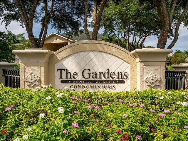 27095 Matheson Ave #108, BONITA SPRINGS, FL 34135 (MLS #221027212) :: #1 Real Estate Services