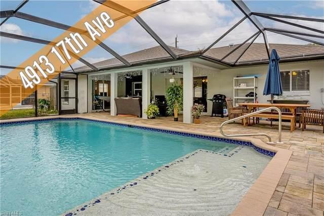 4913 17th Ave SW, NAPLES, FL 34116 (MLS #221027686) :: NextHome Advisors