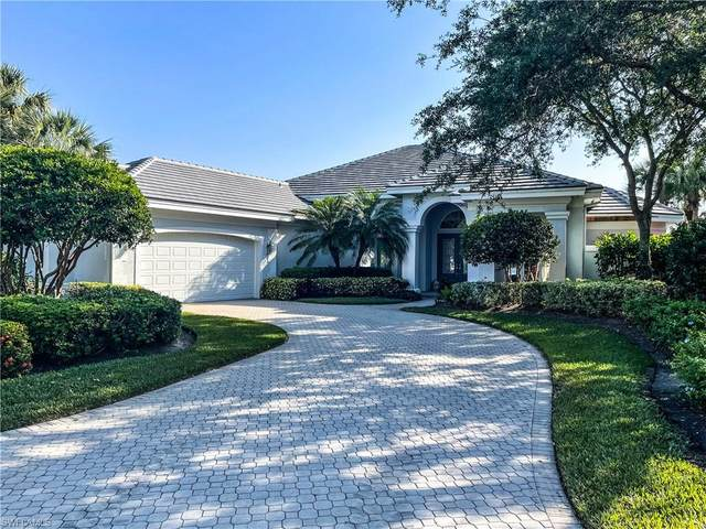 23077 Shady Knoll Dr, ESTERO, FL 34135 (MLS #221028024) :: #1 Real Estate Services