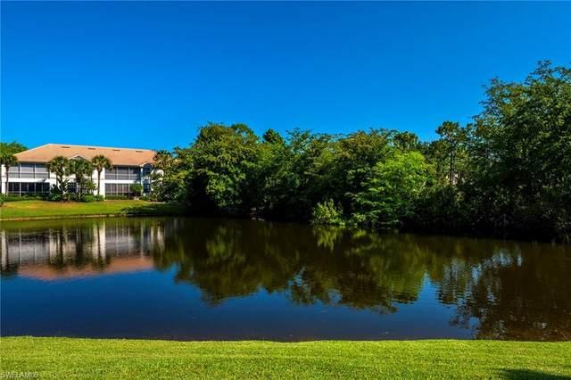 4430 Riverwatch Dr #103, BONITA SPRINGS, FL 34134 (MLS #221033903) :: Domain Realty