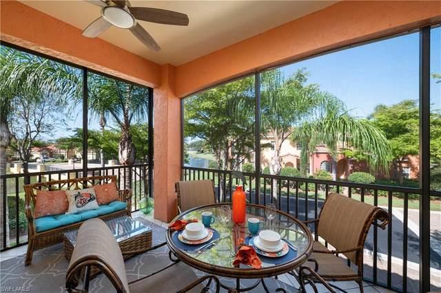 8557 Via Garibaldi Cir #205, ESTERO, FL 33928 (#221034016) :: Southwest Florida R.E. Group Inc