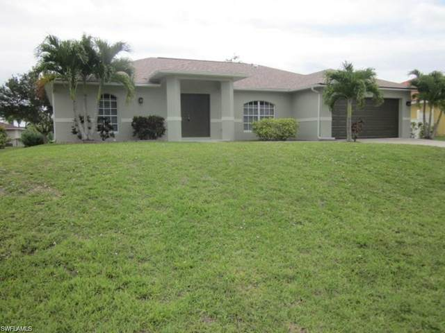 4009 SW 17th Ave, CAPE CORAL, FL 33914 (MLS #221034913) :: Domain Realty