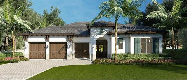 16719 Enclave Cir, NAPLES, FL 34110 (MLS #221034945) :: The Naples Beach And Homes Team/MVP Realty