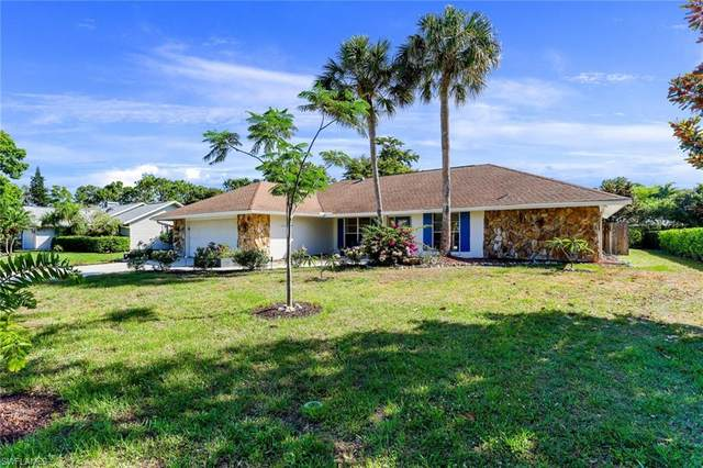 2224 Queens Blvd, NAPLES, FL 34112 (MLS #221035460) :: Medway Realty