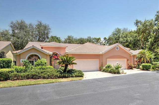 15188 Storrington Pl G-100, NAPLES, FL 34110 (MLS #221035491) :: Medway Realty