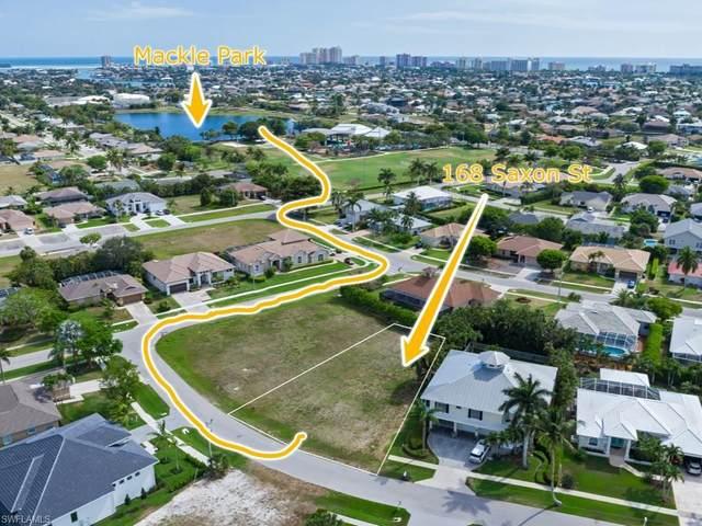 168 Saxon St, MARCO ISLAND, FL 34145 (#221035615) :: The Dellatorè Real Estate Group