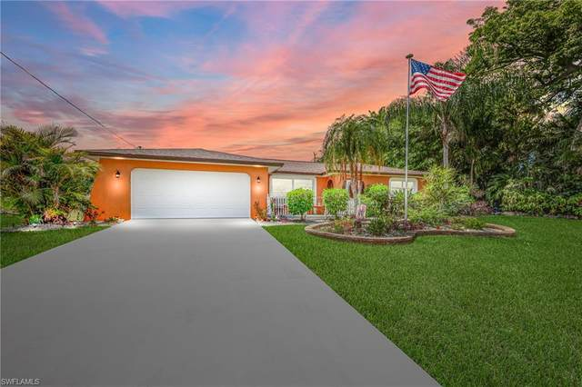 336 SE 33rd Ter, CAPE CORAL, FL 33904 (MLS #221035717) :: Eric Grainger | Jason Mitchell Real Estate
