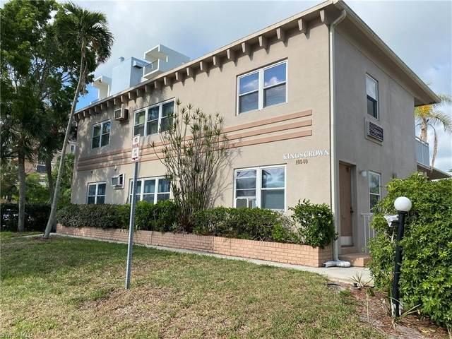 10540 Gulf Shore Dr #104, NAPLES, FL 34108 (#221035772) :: The Dellatorè Real Estate Group