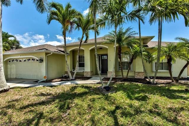4405 SW 26th Ave, CAPE CORAL, FL 33914 (#221035788) :: The Dellatorè Real Estate Group