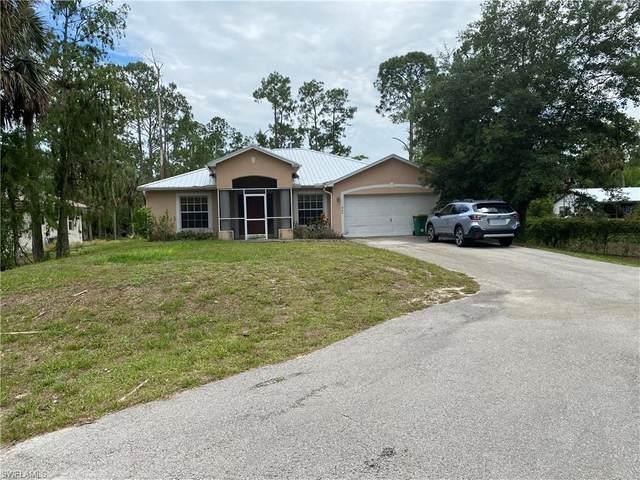 460 14th Ave NE, NAPLES, FL 34120 (#221036007) :: The Dellatorè Real Estate Group