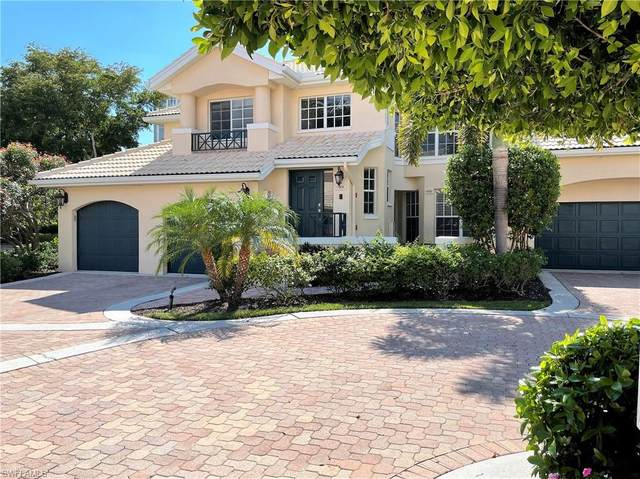 6855 San Marino Dr 201B, NAPLES, FL 34108 (#221036210) :: The Dellatorè Real Estate Group