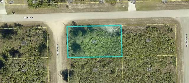 6012 Gene Ave N, LEHIGH ACRES, FL 33971 (#221036272) :: The Dellatorè Real Estate Group