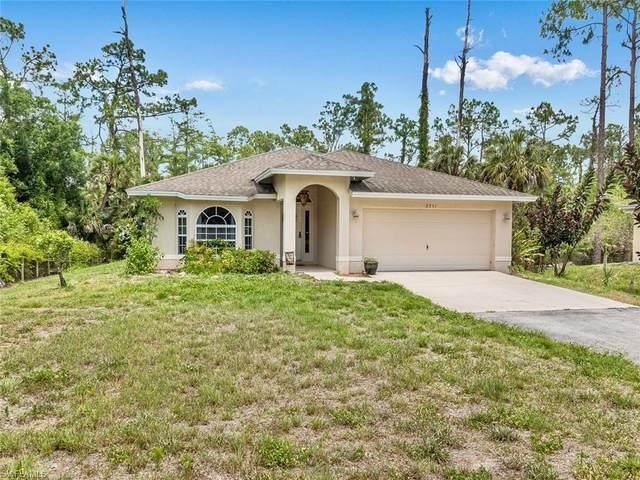 2751 14th Ave NE, NAPLES, FL 34120 (MLS #221037331) :: Realty World J. Pavich Real Estate
