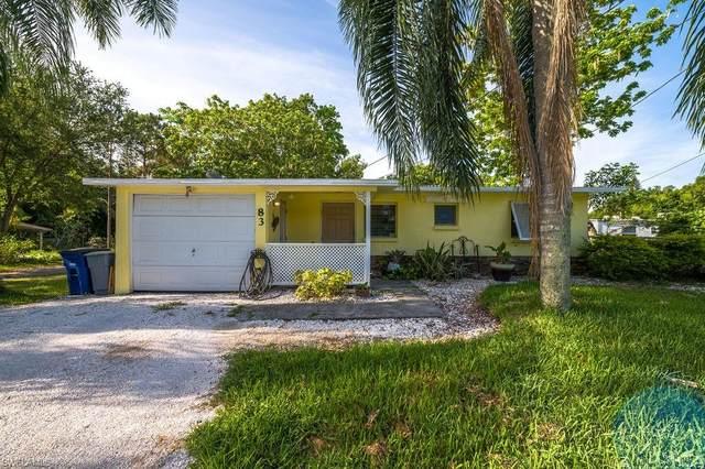 83 Oak St, NORTH FORT MYERS, FL 33903 (MLS #221038450) :: Realty World J. Pavich Real Estate