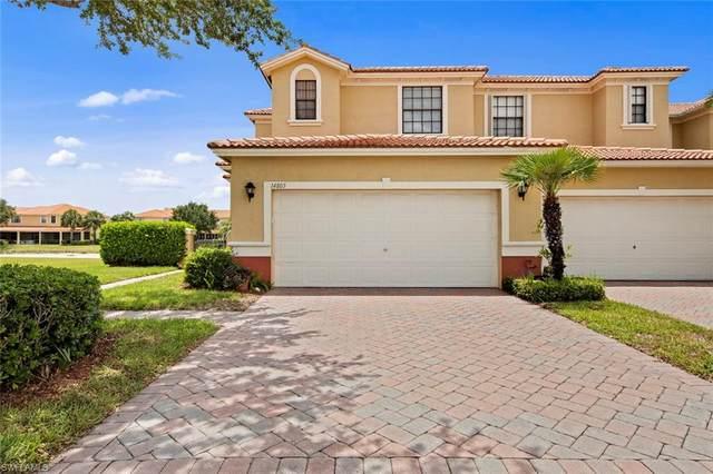 14805 Pinnacle Pl #356, NAPLES, FL 34119 (MLS #221041546) :: Wentworth Realty Group