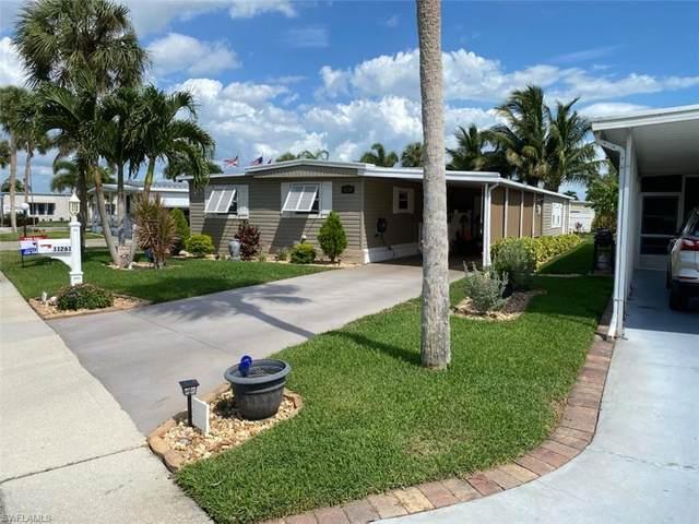 11261 Bayside Blvd, FORT MYERS BEACH, FL 33931 (MLS #221042098) :: Realty World J. Pavich Real Estate