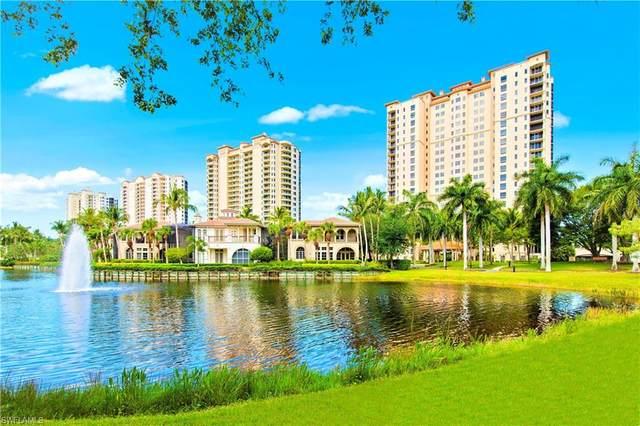 23650 Via Veneto #301, BONITA SPRINGS, FL 34134 (MLS #221042683) :: Realty World J. Pavich Real Estate