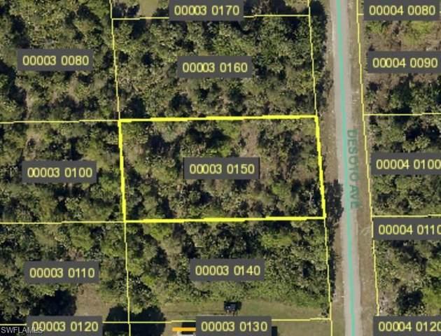 405 Desoto Ave, LEHIGH ACRES, FL 33972 (MLS #221042947) :: Clausen Properties, Inc.