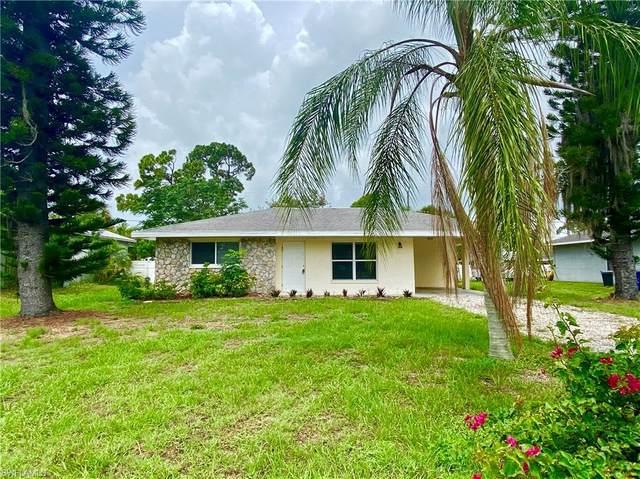 27081 Allan St, BONITA SPRINGS, FL 34135 (MLS #221045014) :: Realty World J. Pavich Real Estate
