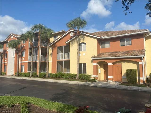 6400 Aragon Way #107, FORT MYERS, FL 33966 (MLS #221045654) :: Realty Group Of Southwest Florida