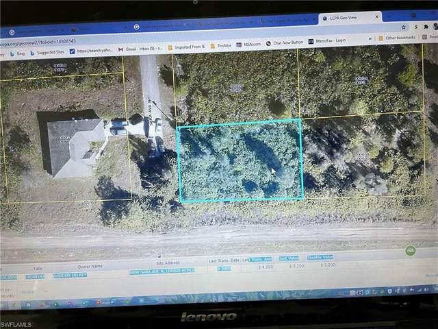 6000 Sara Ave N, LEHIGH ACRES, FL 33971 (MLS #221045915) :: Clausen Properties, Inc.