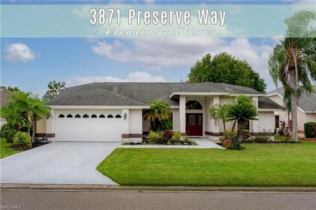 3871 Preserve Way, ESTERO, FL 33928 (MLS #221046029) :: Realty Group Of Southwest Florida
