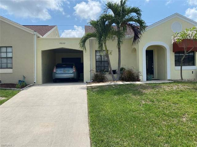 17037 Terraverde Cir, FORT MYERS, FL 33908 (MLS #221046398) :: Realty Group Of Southwest Florida