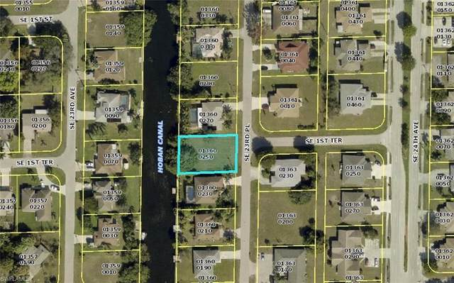 114 SE 23rd Pl, CAPE CORAL, FL 33990 (MLS #221046492) :: Realty Group Of Southwest Florida