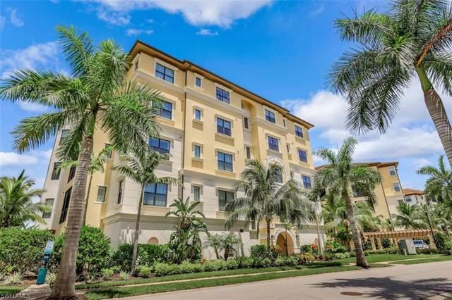 4770 Via Del Corso Ln #302, BONITA SPRINGS, FL 34134 (#221048783) :: The Dellatorè Real Estate Group