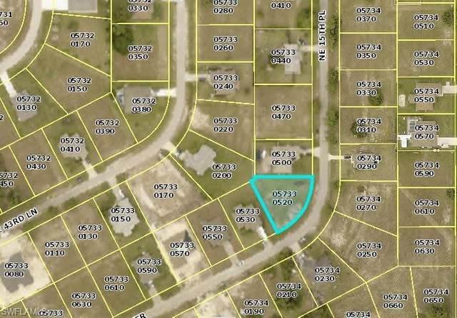 1609 NE 43rd Ter, CAPE CORAL, FL 33909 (MLS #221052070) :: Clausen Properties, Inc.