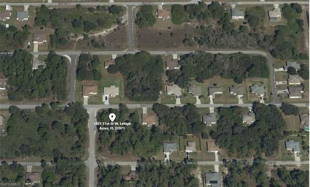 2821 51st St W, LEHIGH ACRES, FL 33971 (#221052074) :: Southwest Florida R.E. Group Inc