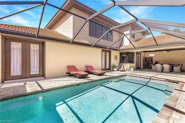 842 Palmetto Pointe Cir, CAPE CORAL, FL 33991 (MLS #221052191) :: The Naples Beach And Homes Team/MVP Realty