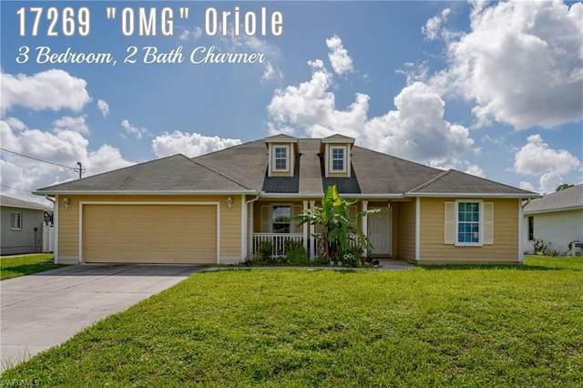17269 Oriole Rd, FORT MYERS, FL 33967 (MLS #221052887) :: Florida Homestar Team