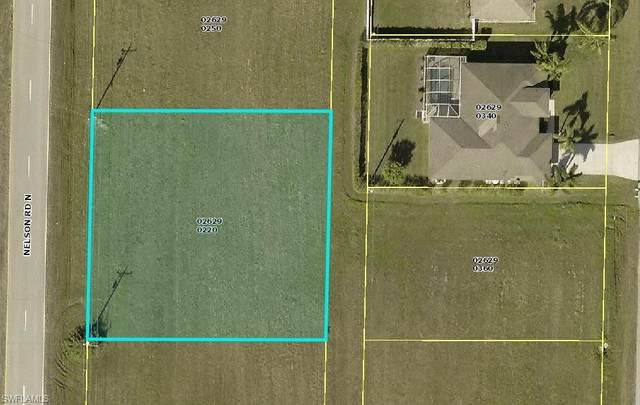 1161 Nelson Rd N, CAPE CORAL, FL 33993 (MLS #221054153) :: Premiere Plus Realty Co.