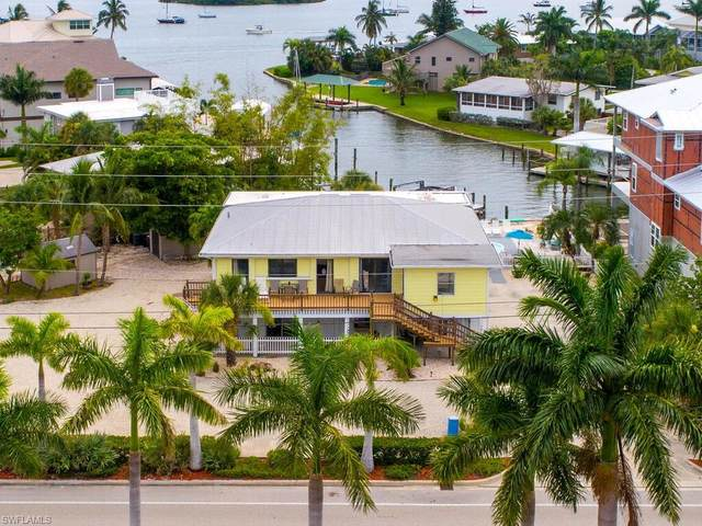 601 Estero Blvd, FORT MYERS BEACH, FL 33931 (#221054180) :: Jason Schiering, PA