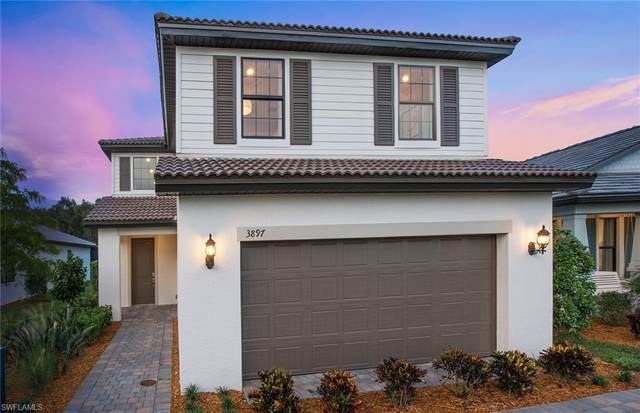 3897 Spotted Eagle Way, FORT MYERS, FL 33966 (MLS #221054236) :: Coastal Luxe Group Brokered by EXP